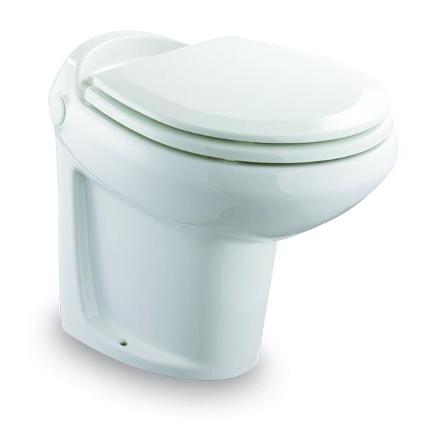Thetford 36744 Tecma Easy Fit Marine Boat Toilet White