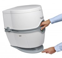 Porta Potti Excellence Functioning Floorplate