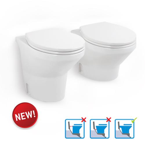 Tecma Compass Toilet Maximum Flexibility Fo Fit