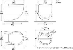 Evolution Toilet