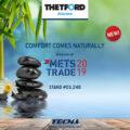 Vieni a trovarci al METS 2019!